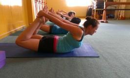 Yoga Class - Backbend 1