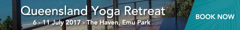 Queensland Retreat Banner