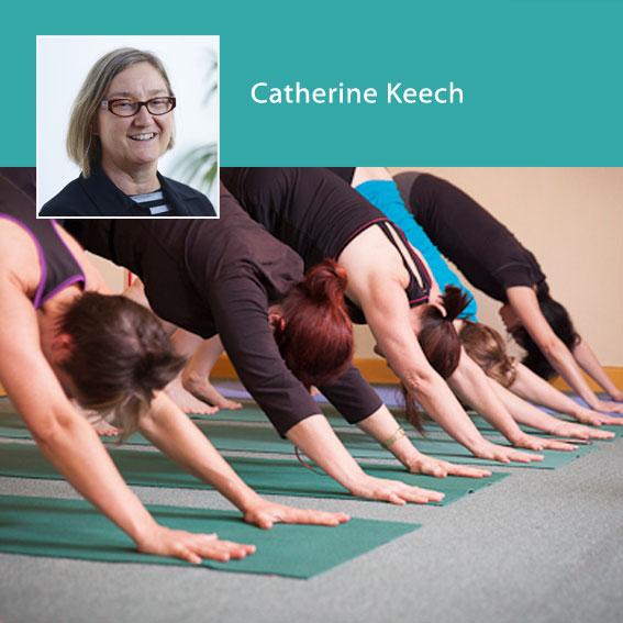 Catherine Keech