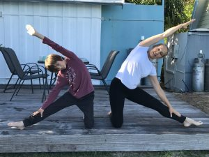 Teens and Tweens Casual Yoga