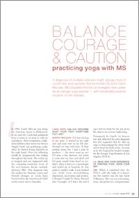 Australian Yoga Life June-Aug